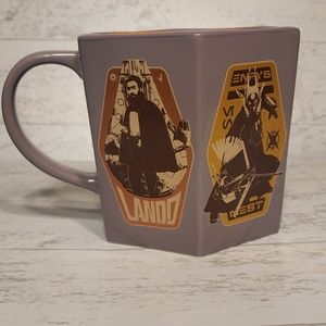 Disney Star Wars Hexagon Character Mug